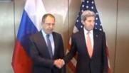 Kerry Lavrov Russie Etats-Unis USA Syrie