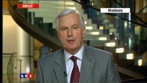 LCI - Michel Barnier est l'invité politique de Christophe Barbier