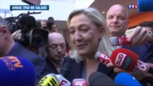 """Le 13 heures du 30 juin 2015 : Marine Le Pen : """"Je me lance dans le combat des Régionales"""" - 1351"""