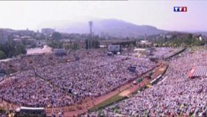 Le 13 heures du 6 juin 2015 : A Sarajevo, le Pape prêche la paix dans un pays encore divisé - 106