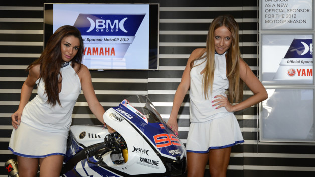 MotoGP Grid Girls Mugello 2012