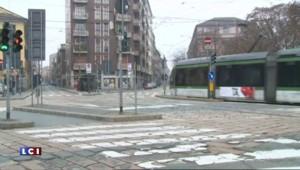 Pollution : circulation bloquée à Milan, alternée à Rome, limitée à Naples