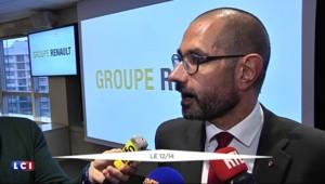 """Pollution : """"Renault n'a pas triché, Renault respecte les normes d'émissions"""""""