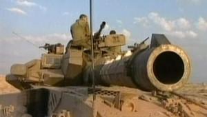 Un tank de l'armée israélienne (archives).