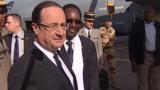 """Mali : """"le combat n'est pas terminé"""", estime Hollande"""