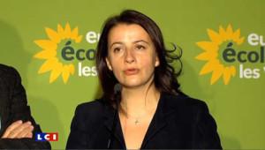 Cécile Duflot en novembre 2011.