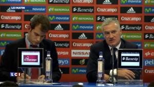 Didier Deschamps lucide malgré le match nul contre l'Espagne