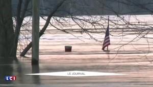 Inondations aux Etats-Unis : bilan provisoire de 23 morts