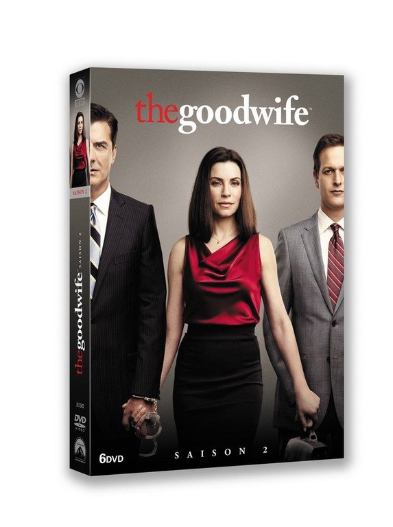 Jaquette DVD The Good Wife saison 2