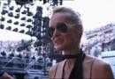 Laetitia Hallyday très investie dans la tournée de Johnny