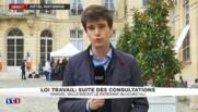 Loi Travail : Manuel Valls et Myriam El Khomri reçoivent le patronat