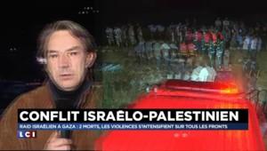 Proche-Orient : les violences s'intensifient à Gaza et Jérusalem