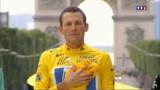 Dopage : les sept titres d'Armstrong au Tour de France à la merci de l'UCI