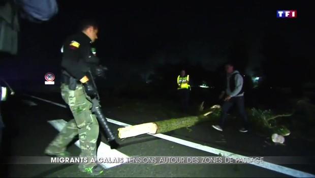 Jungle de Calais : une situation intenable pour la brigade anti-criminalité