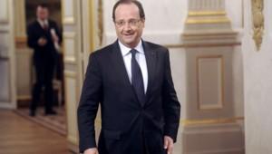 """""""La Commission n'a pas à nous dicter ce que nous avons à faire"""", a déclaré François Hollande ce mercredi."""