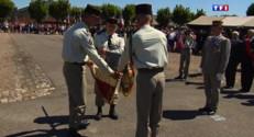 Le 13 heures du 30 juin 2015 : Châlons-en-Champagne dit au revoir à son régiment - 1429