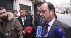 """Attentat de Tunis : Hollande veut """"être à côté des Tunisiens"""""""