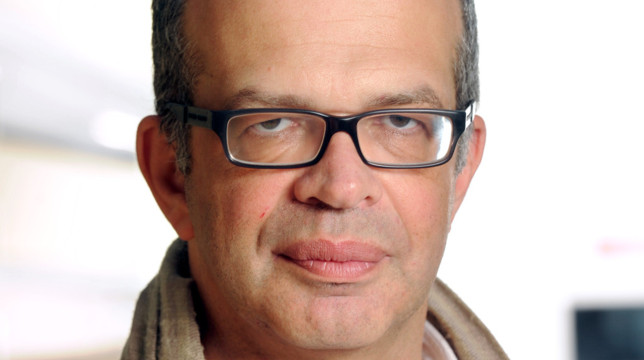 """David Kessler, qui fut directeur général des """"Inrockuptibles"""" avant de devenir directeur de la publication du Huffington Post, et désormais conseiller de François Hollande (10 janvier 2012)"""
