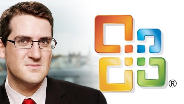 Jean-Christophe Pitié, Directeur de la Division Office chez Microsoft France
