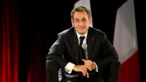 Nicolas Sarkozy, meeting à Troyes, 2 octobre 2014