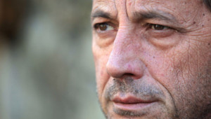 Alain Orsoni, président de l'AC Ajaccio