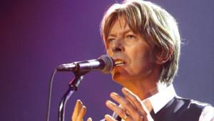David Bowie en janvier 2013 à Londres, l'une de ses dernières apparitions