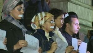 Egypte Femmes Violences