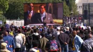 Etats-Unis : grand rassemblement contre l'injustice raciale à Washington