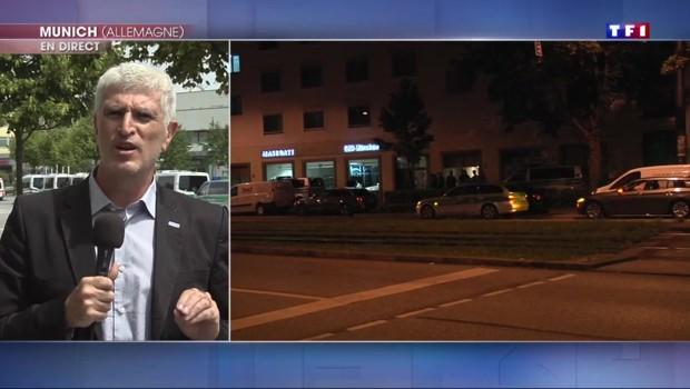 Fusillade à Munich : le tueur avait récemment séjourné en hôpital psychiatrique
