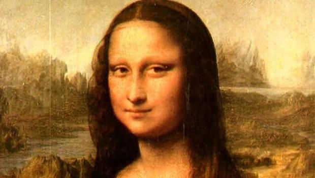 La Joconde peinte par Léonard de Vinci entre 1503 et 1507