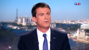 """Le 20 heures du 16 juin 2015 : Manuel Valls : """"Je ne veux pas soumettre mon pays à dix jours de guérilla parlementaire"""" - 264"""
