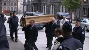 Michelon obsèques Edouard Michelin Clermont-Ferrand