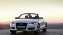 AUDI A5 Cabriolet V6 2.7 TDI 190 DPF S line plus - 2009