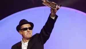 Alain Bashung aux Victoires de la musique