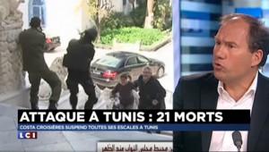 """Attaque à Tunis : """"Les terroristes savent comment toucher l'économie du pays"""", explique le directeur de Protourisme"""
