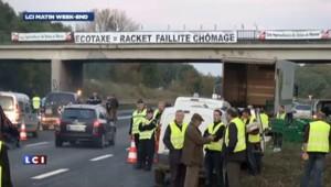 Ecotaxe : les routiers mobilisés, des embouteillages attendus