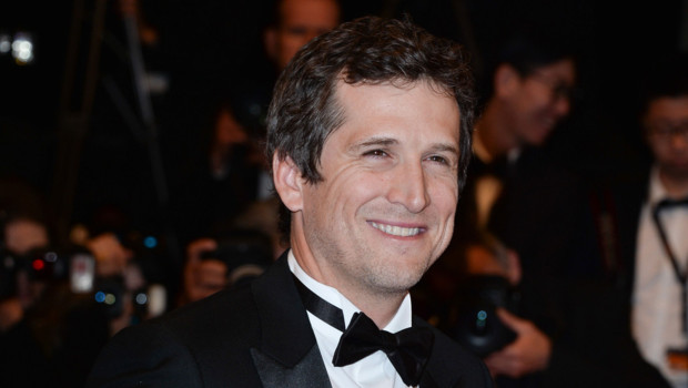 The 44-year old son of father (?) and mother(?), 180 cm tall Guillaume Canet in 2017 photo