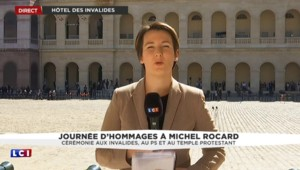 Hommage à Michel Rocard : Edmond Maire dira quelques mots comme le souhaitait Rocard
