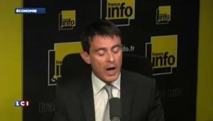 """Manuel Valls veut """"remettre à plat l'ensemble du dispositif"""" concernant les intermittents"""