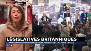 Royaume-Uni : la majorité absolue pour le parti de Cameron ?