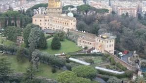 Voici le monastère où le pape Benoît XVI va se retirer