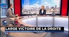 """Départementales : une """"fessée"""" pour la gauche, selon le politologue Thomas Guénolé"""