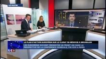 Le plan d'action européen sur le climat se négocie à Bruxelles