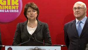 Martine Aubry présente son contre-plan de relance le 21 janvier
