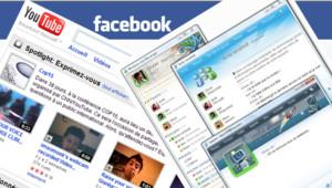 montage Google microsoft facebook