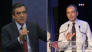 Présidence de l'UMP : Copé-Fillon , deux styles, deux candidats différents