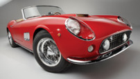 Ferrari 250 GT California Spyder 1962 SWB