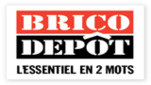631- brico dépot- logo