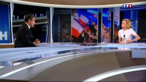 """Alain Juppé sifflé : """"Ce n'est pas exact"""" pour Sarkozy"""