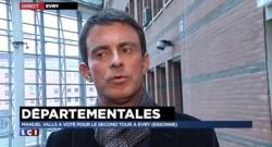 """Attentat de Tunis : Valls veut """"faire face à la menace terroriste"""""""